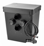 Oase ProfiClear Premium - bubnový filtr -  gravitační zapojení