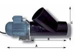 Linn 02 stacionární trubkové čerpadlo