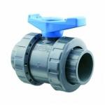 PVC kulový ventil 32 mm lepení x lepení