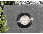 Samostatný setový reflektor LED LARCH nerez  VÝPRODEJ
