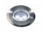 LED svítidlo ASTRUM 0,5W - nerez bílá, modrá