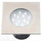 LED svítidlo HYBRA 2 W - Nerez