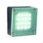 LED svítidlo HALO 2 W - Antracit