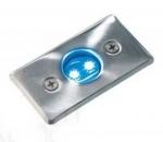 LED svítidlo AXIS - Nerez modrá  VÝPRODEJ - 2 ks