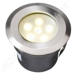 LED svítidlo SIRIUS 1 W - Nerez