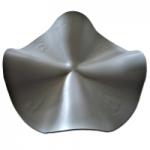 Vlnovec DR11 FOL804 šedá