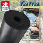 Fatra Jezírková folie Aquaplast 805V 1,5 mm PVC černá 5x10m